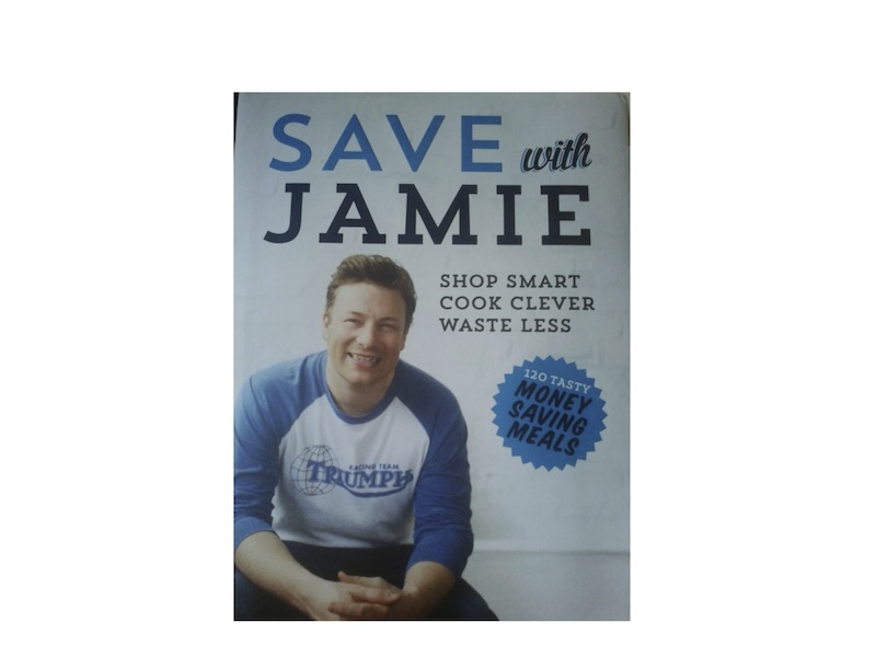 Jamie Oliver – helping to cut waste whilst saving money