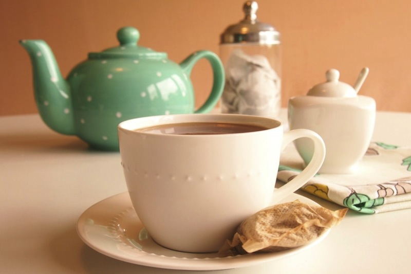 Used teabags? Think before throwing them out!