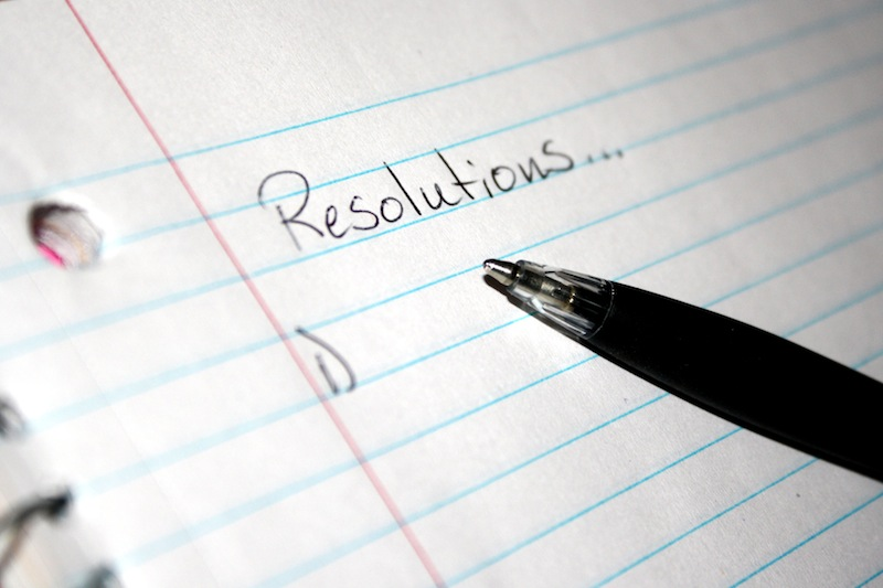 What about a resolution to help save your planet in 2015?