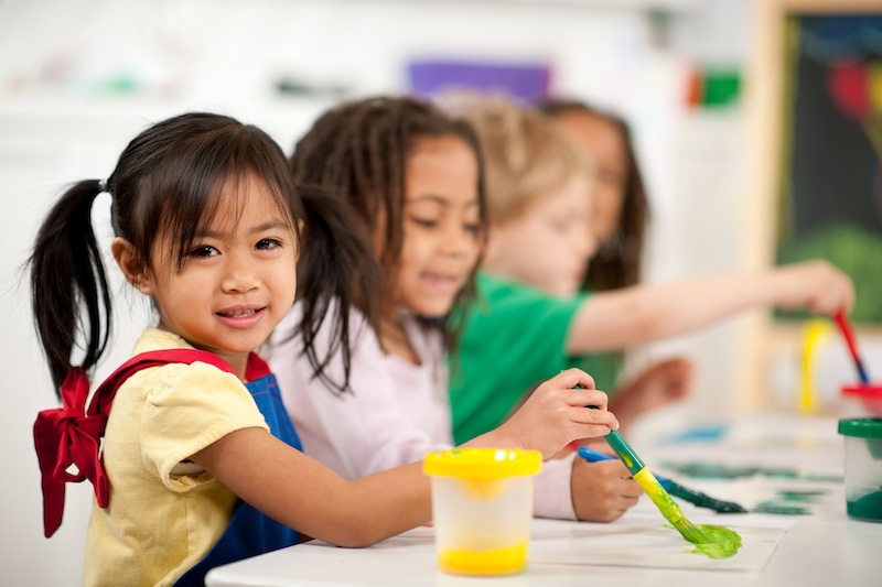 eco friendly child care – there is such a thing
