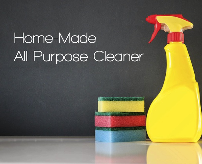 An all purpose cleaner that does good in many ways
