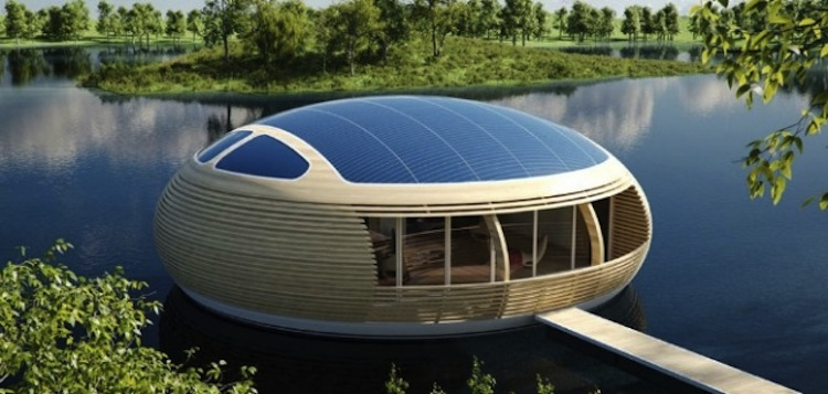 Water nest – your new home in the future